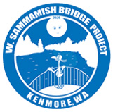 W. Sammamish Bridge Project Logo